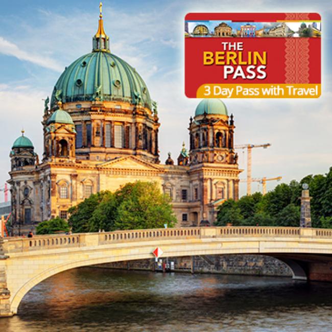 BERLIN PASS 2, 3 JOURS