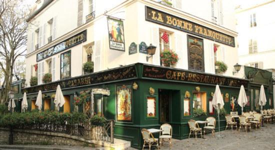 1 apéritif offert au restaurant La Bonne Franquette