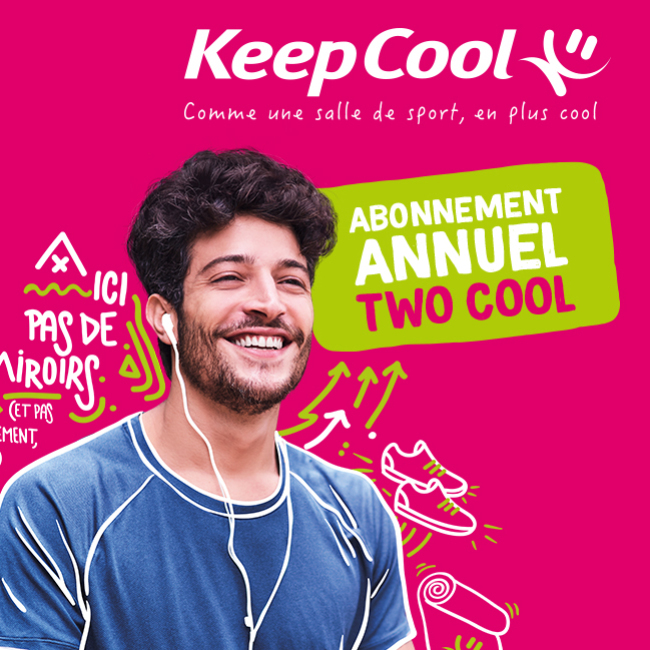 Keep Cool Up To 40 Off The Annual Two Cool For A Gym