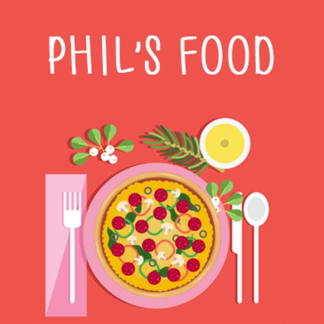 Phil's food