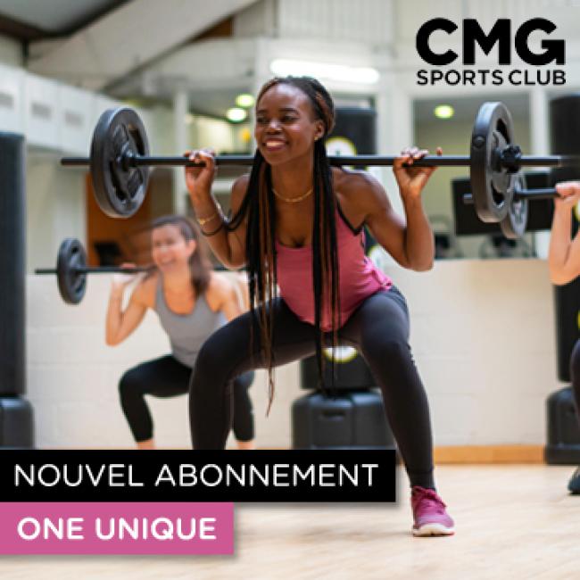 CMG SPORTS CLUB