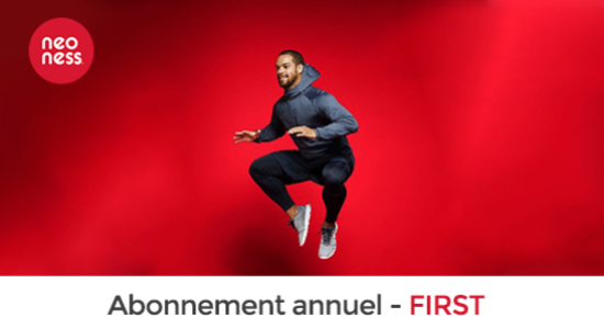 27% de réduction sur votre abonnement First annuel