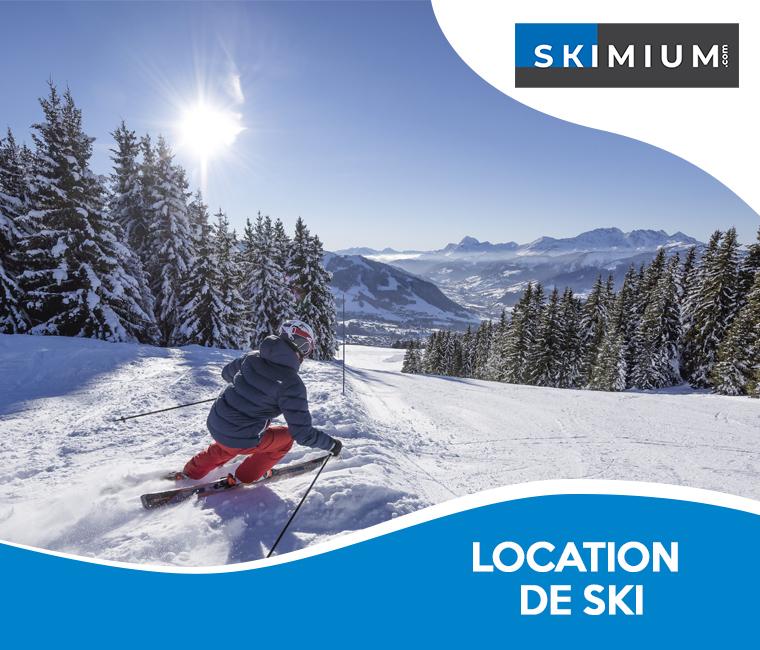 Blue weeks : Jusqu'à -50% moins cher qu'en station sur votre location de ski