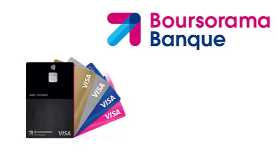 80 offerts* pour toute 1ère ouverture de compte avec carte bancaire  chez Boursorama Banque.
