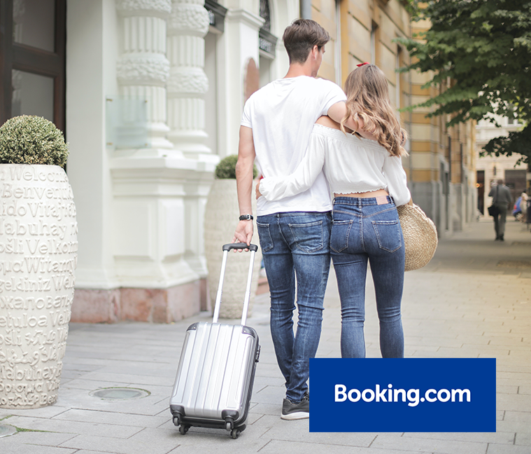 -30% sur vos réservations sur Booking.com
