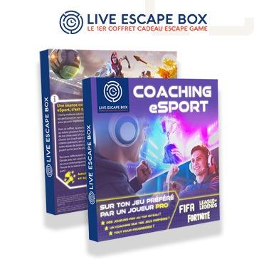 Live Escape Box