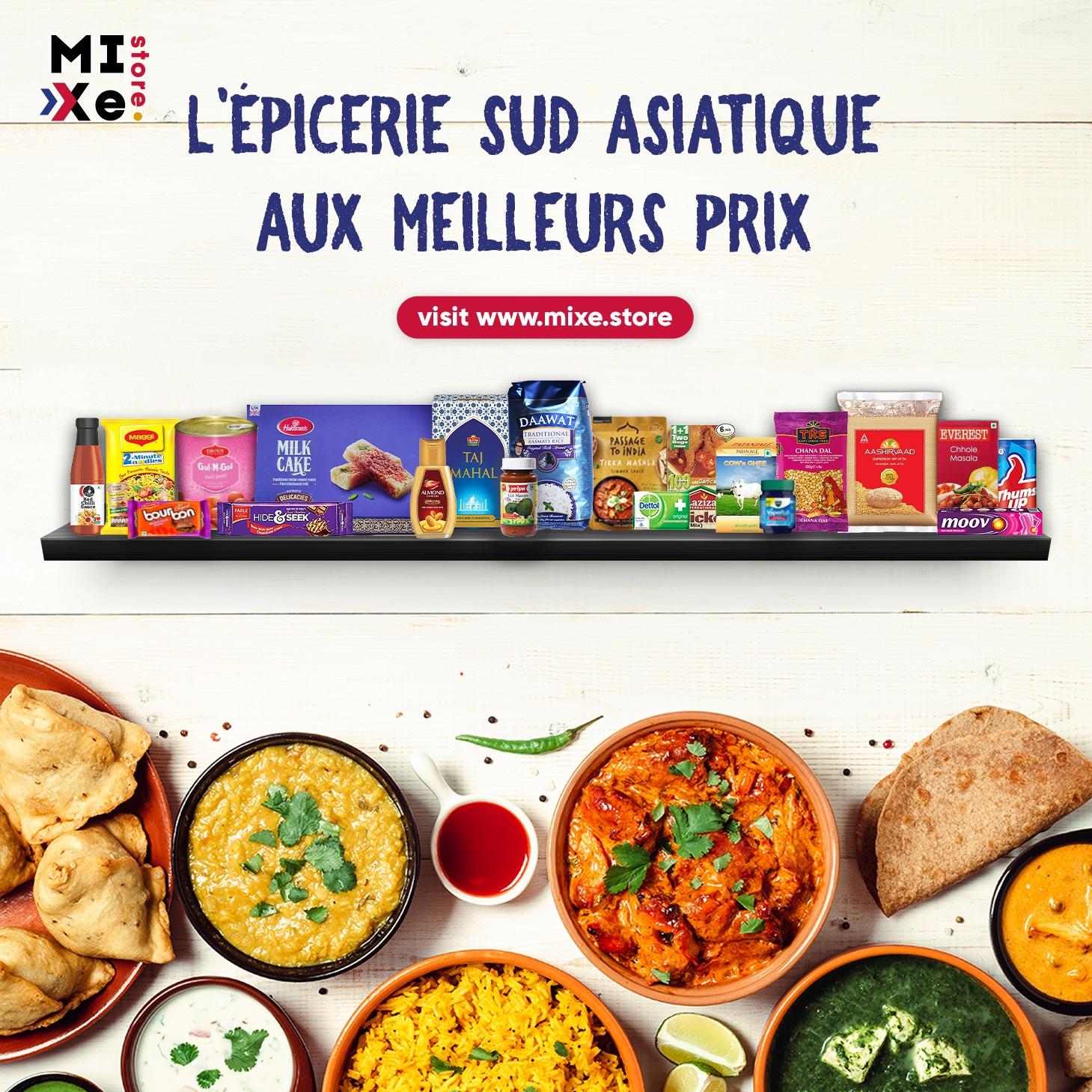 Mixe.store