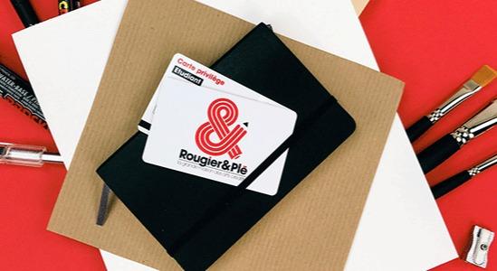 10% de réduction sur les produits Rougier & Plé