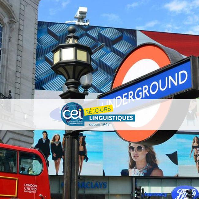 CEI : STAGE OU JOB A LONDRES ET DUBLIN