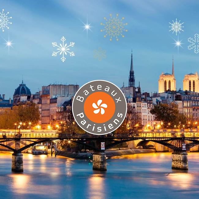 BATEAUX PARISIENS : CROISIÈRES SUR LA SEINE