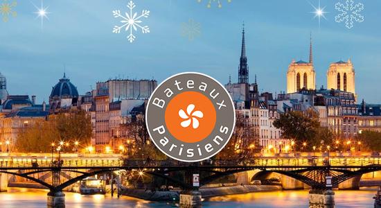 30% de réduction sur votre croisière sur la Seine