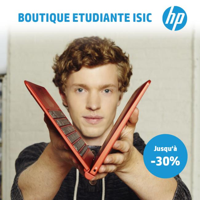 BOUTIQUE HP - ETUDIANT